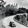Dominiks Gedzjuns. Koknese castle ruins, late 1950-ies