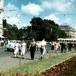 Dominiks Gedzjuns. Lenin street, late 1950-ies