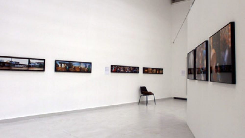 Exhibition view. Photo - Danute Gambickaite
