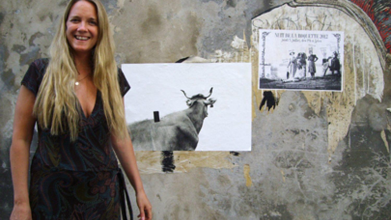 Jessica Backhaus. Photo by Elīna Ruka