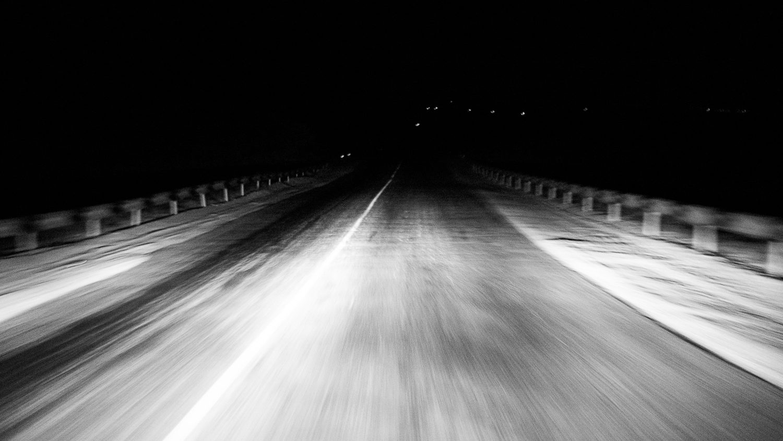 The road to Zhanaozen. Photo by Māris Morkāns