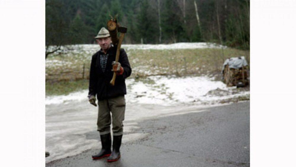 Evi Lemberger. Alfons Frisch, Lissen, January 2008