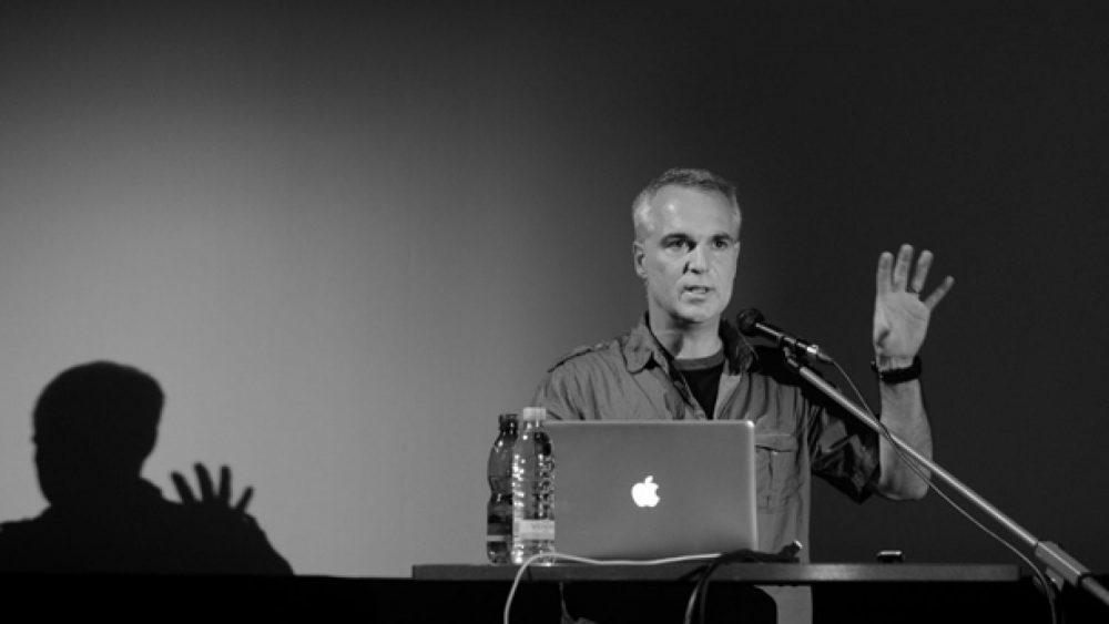 Paul Hansen. Photo by Andrejs Strokins