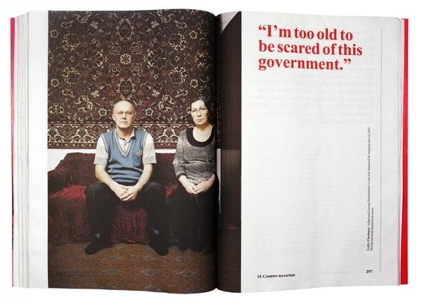 Photo - Rob Hornstra. The Secret History of Khava Gaisanova & The North Caucasus, 2013