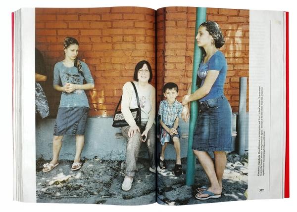 Photo - Rob Hornstra, The Secret History of Khava Gaisanova & The North Caucasus, 2013
