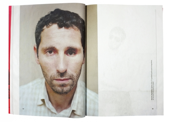 Photo - Rob Hornstra, The Secret History of Khava Gaisanova & The North Caucasus, 2013