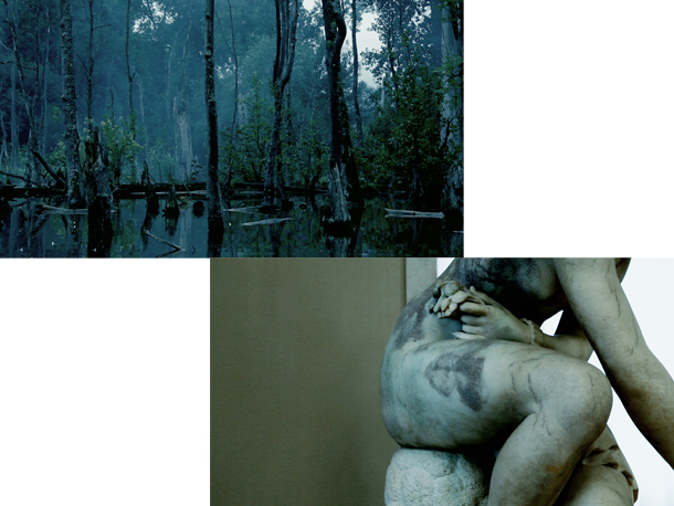 """Esther Teichmann. Film still from """"In Search of Lightning"""", 2012"""