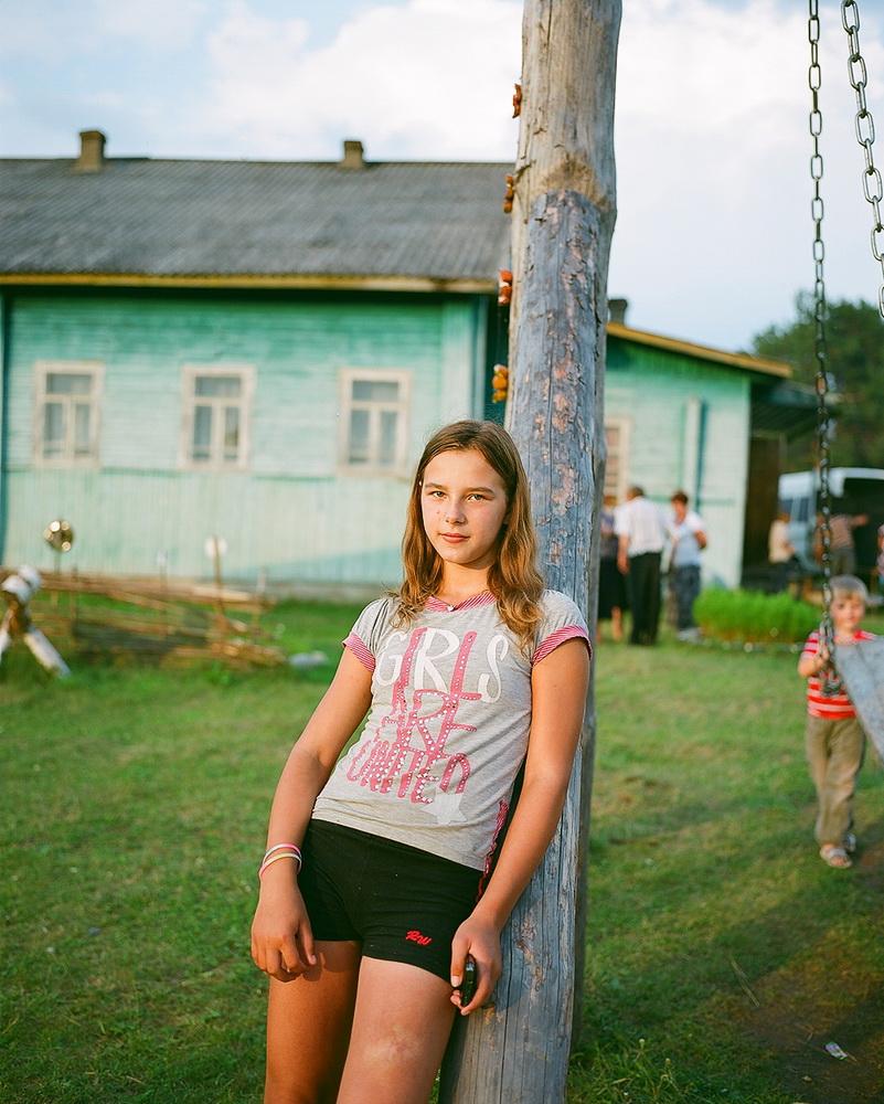 Фотодевочек из деревень 25 фотография