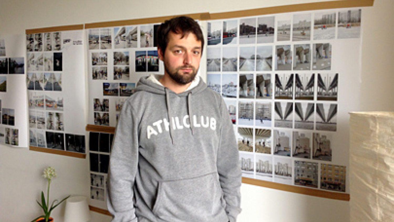 Alexander Gronsky. Photo by Arnis Balčus