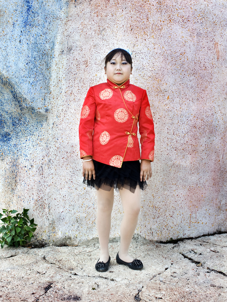 "Sanne De Wilde. From the series ""The Dwarf Empire"""