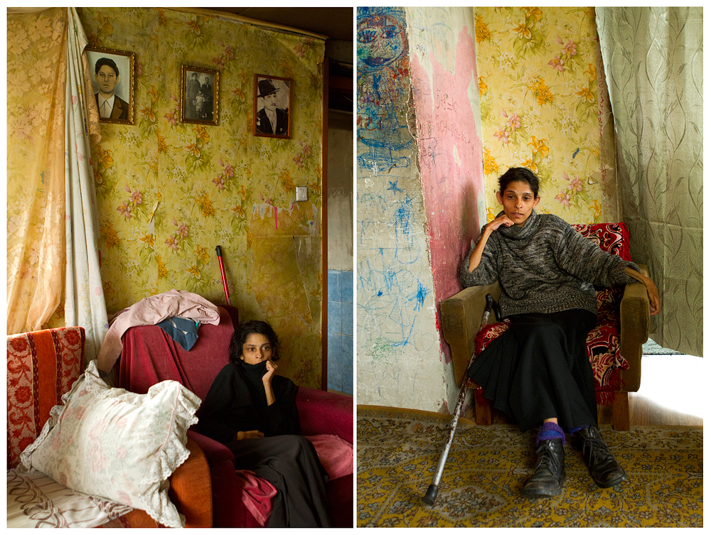 """Annika Haas. From the series """"We, the Roma"""""""