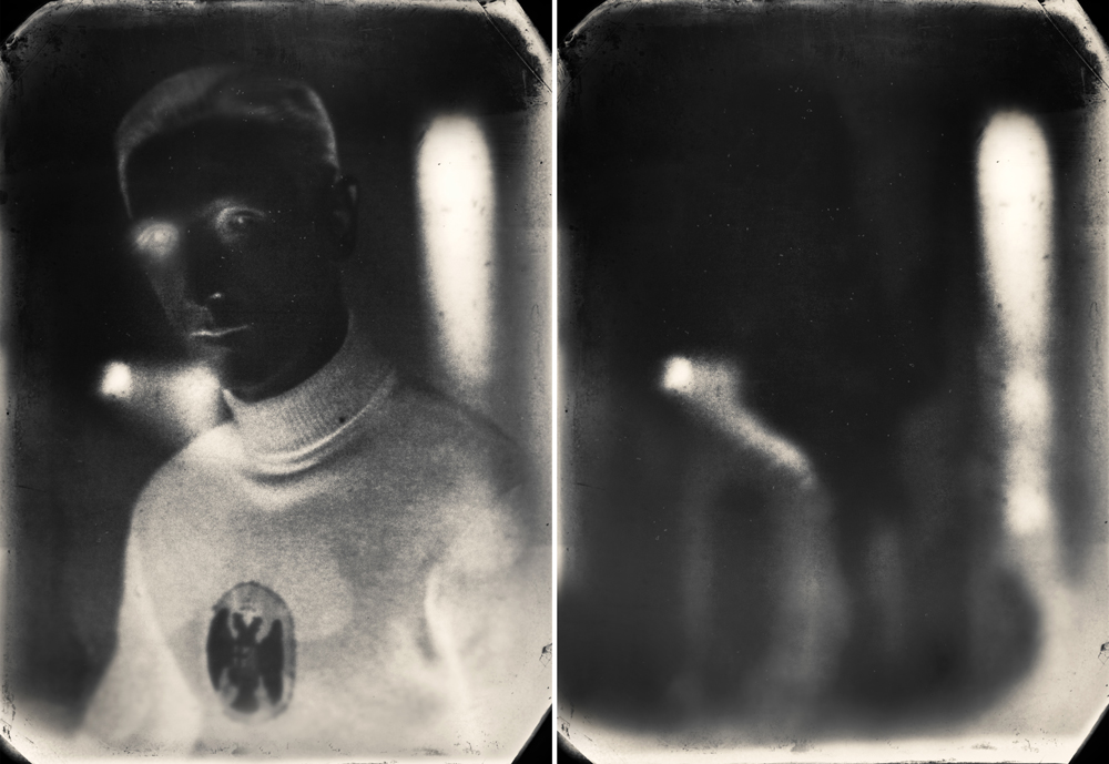 "Robert Hutinski. From the series ""Atavism"""