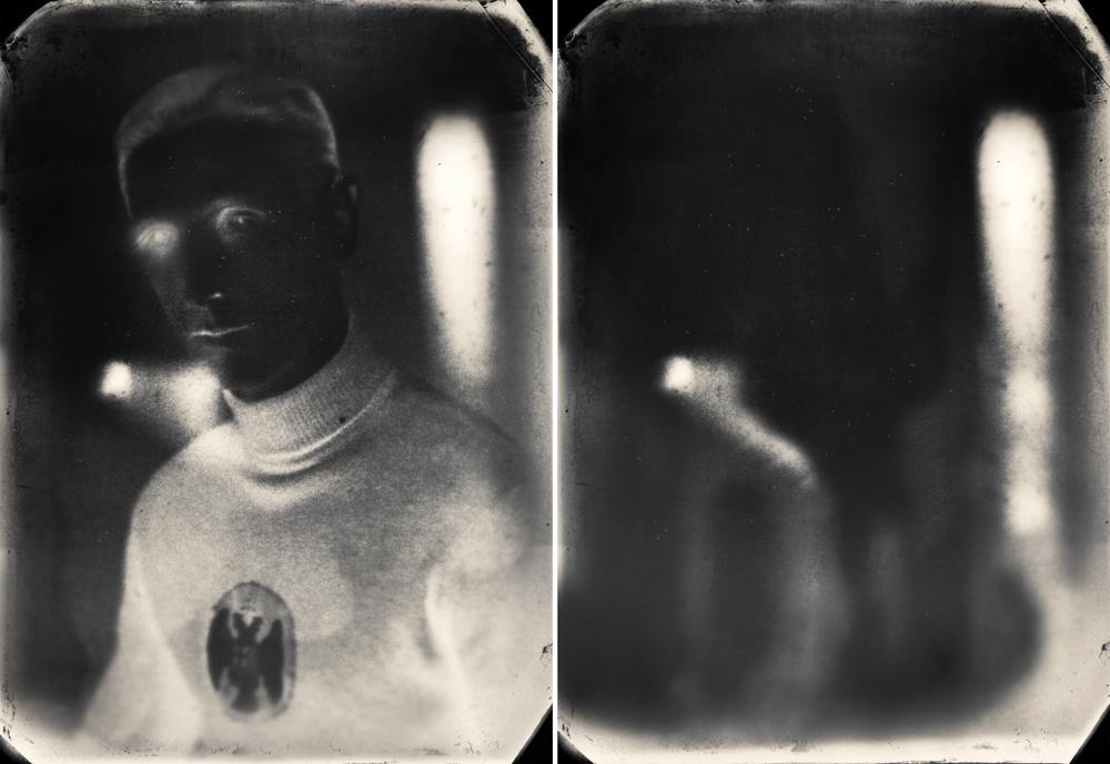 "Robert Hutinski. From the series ""Atavism"""