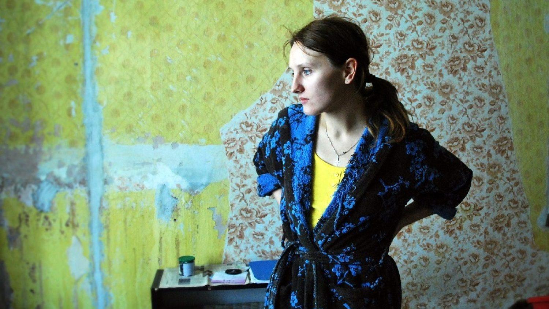 "Katrīna Ķepule. From the series ""Sit Silently"""