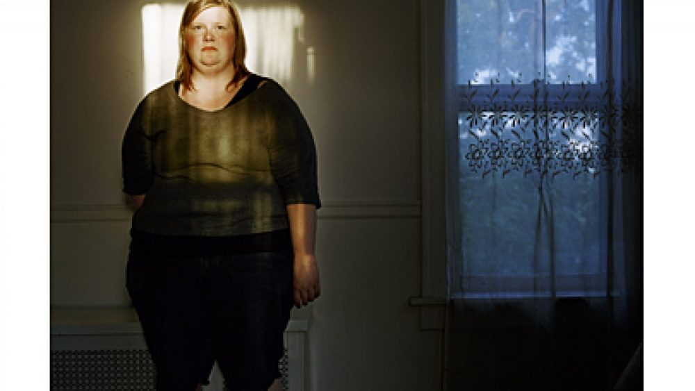 """Jen Davis. Untitled No.14, 2005. From the series """"Self-portraits"""""""