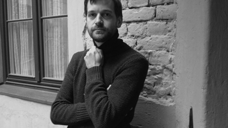 Jan Brykczyński. Photo by Ieva Raudsepa