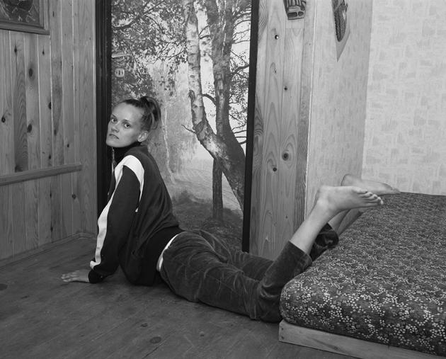 "Joanna Piotrowska. XIX from ""Frowst"""