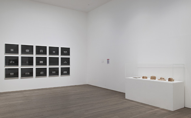 Installation view, Conflict, Time, Photography, Tate Modern, 2015. Courtesy the artist © Indrė Šerpytytė