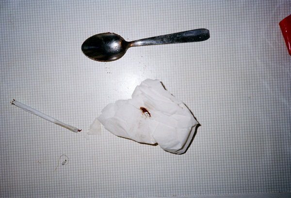 """Anna Fox. From the series """"Cockroach Diary"""""""