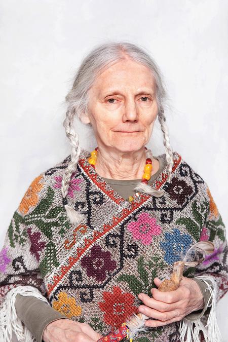 Katarzyna Majak. Maria a Healer and a Visionary