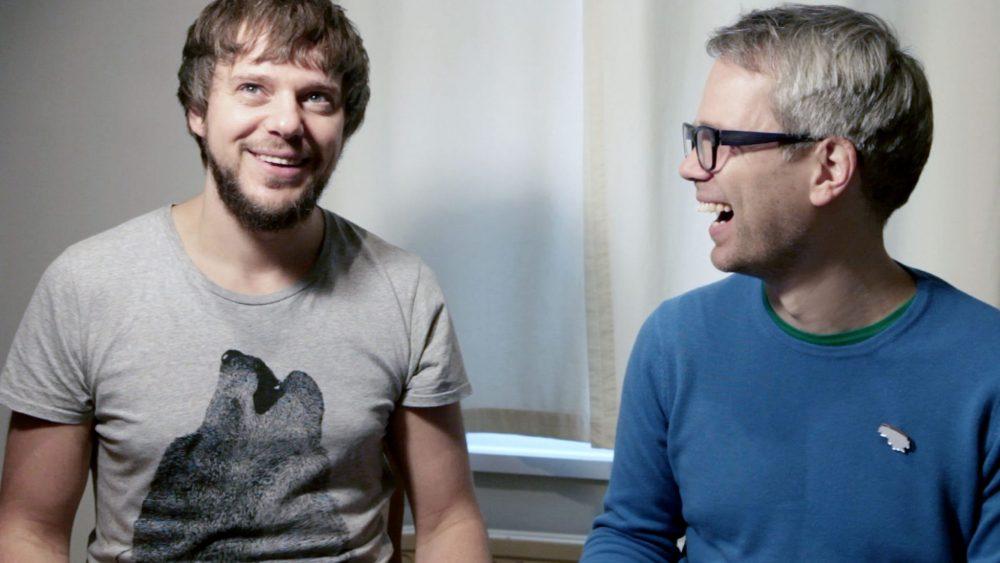 Michal Iwanowski & Tom Mrazauskas