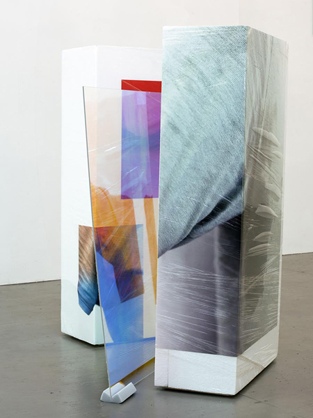 Sweaty Sculpture (spectrum), 2013