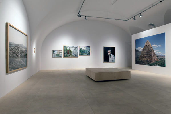 "Exhibition ""Lost Territories"" at the Centre for Contemporary Art, Ujazdowski Castle"