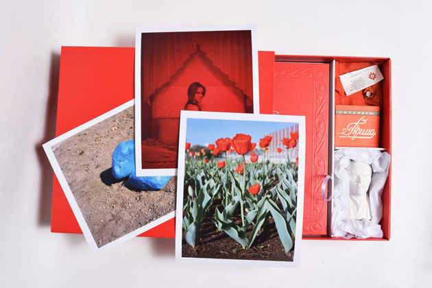 """Tulips"" Deluxe box by Andrew Miksys"